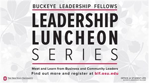 Leadership Luncheon Promo
