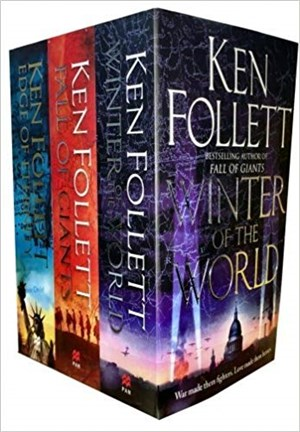 Century Trilogy: Fall of Giants, Winter of the World, and Edge of Eternity